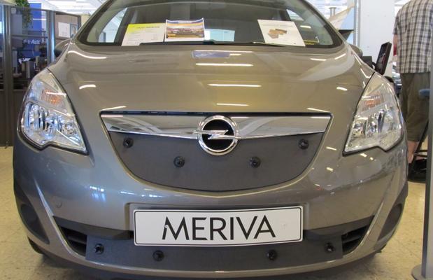 Maskisuoja Opel Meriva (2011-2014), Tammer-Suoja - Maskisuoja Opel Meriva
