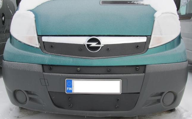 Maskisuoja Opel Vivaro (2010-2014), Tammer-Suoja - Maskisuoja Opel Vivaro