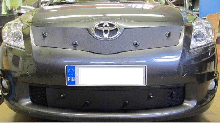 Maskisuoja Toyota Auris (vm.2010-2012), Tammer-Suoja - Maskisuoja Toyota Auris