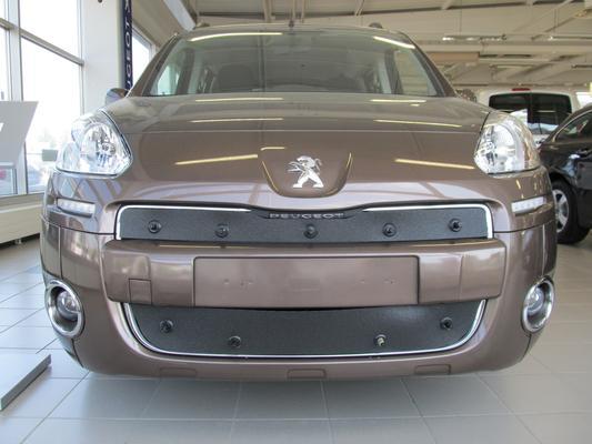 Maskisuoja Peugeot Partner / Partner Tepee (2013->2015), Tammer-Suoja - Maskisuoja Peugeot Partner / Partner Tepee