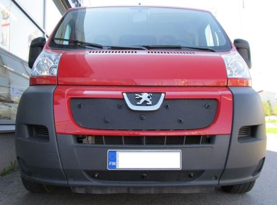 Maskisuoja Peugeot Boxer (2007-2013), Tammer-Suoja - Maskisuoja Peugeot Boxer