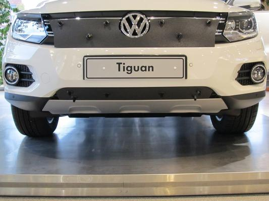 Maskisuoja Volkswagen Tiguan T & F (2011-2015), Tammer-Suoja - Maskisuoja Volkswagen Tiguan T & F
