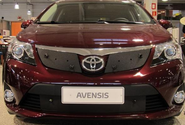Maskisuoja Toyota Avensis (vm.2012-6/2015), Tammer-Suoja - Maskisuoja Toyota Avensis