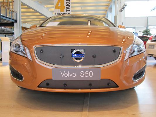 Maskisuoja Volvo S60/V60, täysin avoin jäähdyttimen säleikkö, Tammer-Suoja - Maskisuoja Volvo S60/V60, täysin avoin jäähdyttimen säleikkö