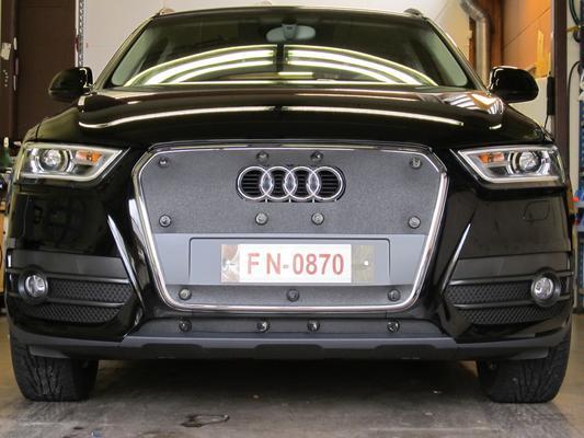 Maskisuoja Audi Q3 (vm. 2011-2014), Tammer-Suoja - Maskisuoja Audi Q3