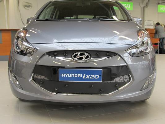 Maskisuoja Hyundai iX20 (vm. 2011->), Tammer-Suoja - Maskisuoja Hyundai iX20