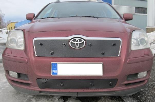 Maskisuoja Toyota Avensis (vm.2004-2006), Tammer-Suoja - Maskisuoja Toyota Avensis