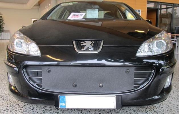 Maskisuoja Peugeot 407 (2004-2010), Tammer-Suoja - Maskisuoja Peugeot 407