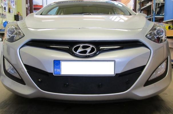 Maskisuoja Hyundai i30 (2012-2015), Tammer-Suoja - Maskisuoja Hyundai i30