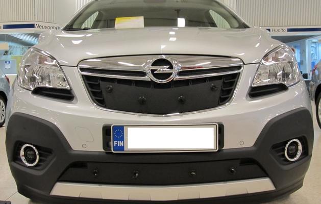 Maskisuoja Opel Mokka (2013-2016), Tammer-Suoja - Maskisuoja Opel Mokka (vm. 2013-2016)