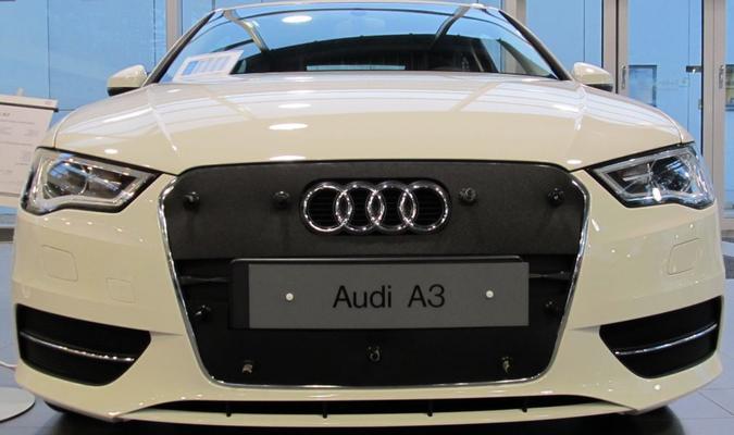 Maskisuoja Audi A3 (2013-2015), Tammer-Suoja - Maskisuoja Audi A3 Sportback