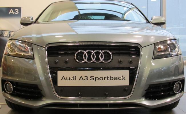 Maskisuoja Audi A3 Sportback (2009-2012), Tammer-Suoja - Maskisuoja Audi A3 Sportback