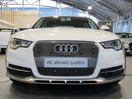 Maskisuoja Audi A6 Allroad (2012->2014), Tammer-Suoja - Maskisuoja Audi A6 Allroad
