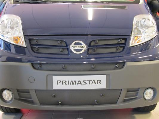Maskisuoja Nissan Primastar (2012->), Tammer-Suoja - Maskisuoja Nissan Primastar