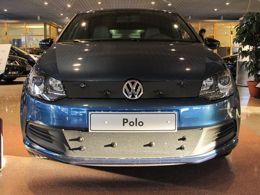 Maskisuoja Volkswagen Polo BlueGT (2013->), Tammer-Suoja - Maskisuoja Volkswagen Polo BlueGT