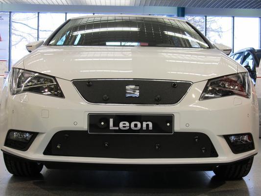Maskisuoja Seat Leon (2013-2016), Tammer-Suoja - Maskisuoja Seat Leon (vm. 2013-2016)