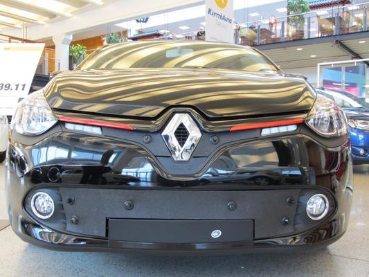 Maskisuoja Renault Clio (2013-2016), Tammer-Suoja - Maskisuoja Renault Clio (vm. 2013-2016)