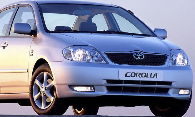 Maskisuoja Toyota Corolla (vm.2002-2004), Tammer-Suoja - Maskisuoja Toyota Corolla