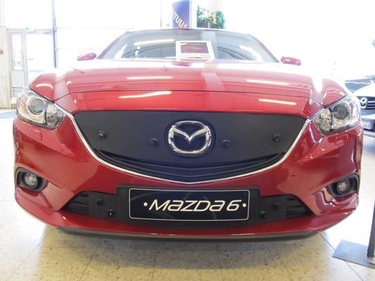 Maskisuoja Mazda 6 (2013-2014), Tammer-Suoja - Maskisuoja Mazda 6