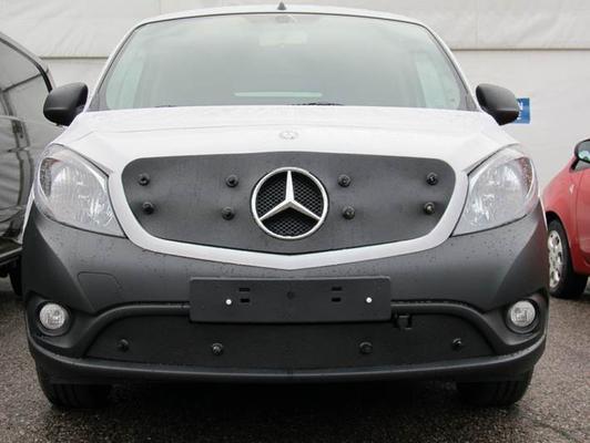 Maskisuoja Mercedes-Benz Citan (2012->), Tammer-Suoja - Maskisuoja Mercedes-Benz Citan
