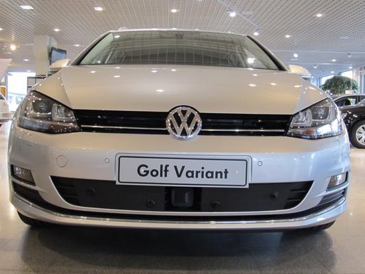 Maskisuoja Volkswagen Golf VII, vm. 2012-2016 (tutkalla), Tammer-Suoja - Maskisuoja Volkswagen Golf VII
