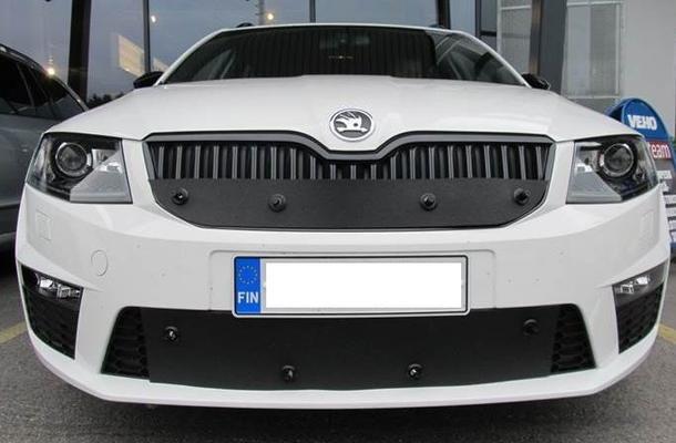 Maskisuoja Skoda Octavia RS (2013-2016), Tammer-Suoja - Maskisuoja Skoda Octavia RS