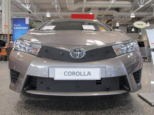 Maskisuoja Toyota Corolla (vm.2013-8/2016), Tammer-Suoja - Maskisuoja Toyota Corolla