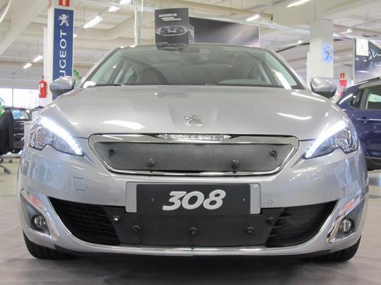 Maskisuoja Peugeot 308, vm. 2014-> (Allure-varustetaso), Tammer-Suoja - Maskisuoja Peugeot 308 (Allure-varustetaso)