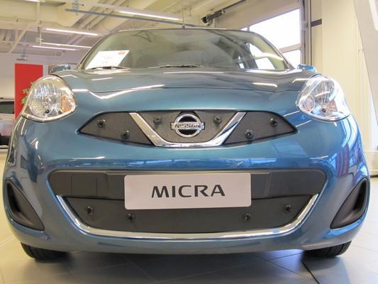 Maskisuoja Nissan Micra (2014-2016), Tammer-Suoja - Maskisuoja Nissan Micra