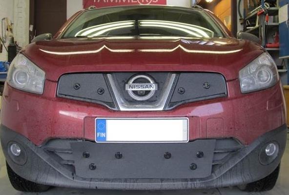Maskisuoja Nissan Qashqai / Qashqai+2 (2011-2013), Tammer-Suoja - Maskisuoja Nissan Qashqai / Qashqai+2