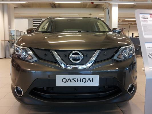 Maskisuoja Nissan Qashqai (2014-2017), Tammer-Suoja - Maskisuoja Nissan Qashqai