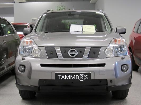 Maskisuoja Nissan X-Trail (2007-2010), Tammer-Suoja - Maskisuoja Nissan X-Trail