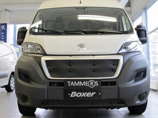 Maskisuoja Peugeot Boxer (2014->), Tammer-Suoja - Maskisuoja Peugeot Boxer
