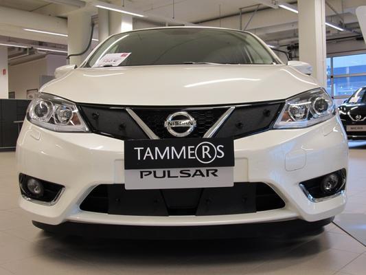 Maskisuoja Nissan Pulsar (2014->), Tammer-Suoja - Maskisuoja Nissan Pulsar
