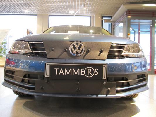 Maskisuoja Volkswagen Jetta (2015->), Tammer-Suoja - Maskisuoja Volkswagen Jetta