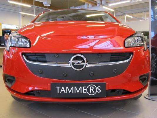 Maskisuoja Opel Corsa (2015-2016), Tammer-Suoja - Maskisuoja Opel Corsa