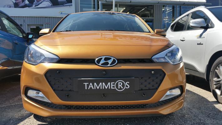 Maskisuoja Hyundai i20 (2015->), Tammer-Suoja - Maskisuoja Hyundai i20