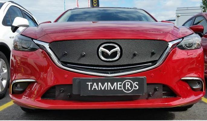 Maskisuoja Mazda 6 (2015->), Tammer-Suoja - Maskisuoja Mazda 6