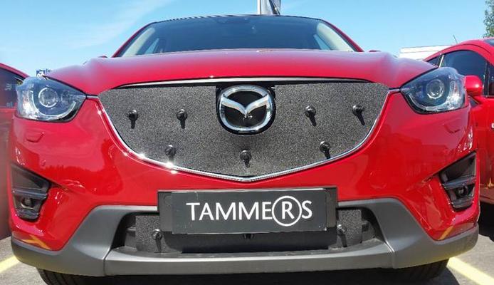 Maskisuoja Mazda CX-5 (vm. 2015-2017), Tammer-Suoja - Maskisuoja Mazda CX-5