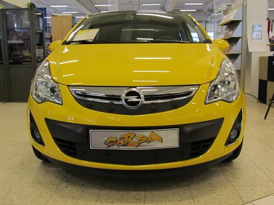 Maskisuoja Opel Corsa (vm. 2011-2014), Tammer-Suoja - Maskisuoja Opel Corsa
