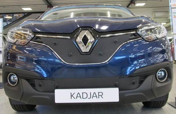 Maskisuoja Renault Kadjar (2015->), Tammer-Suoja - Maskisuoja Renault Kadjar