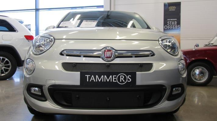 Maskisuoja Fiat 500X (2015->), Tammer-Suoja - Maskisuoja Fiat 500X