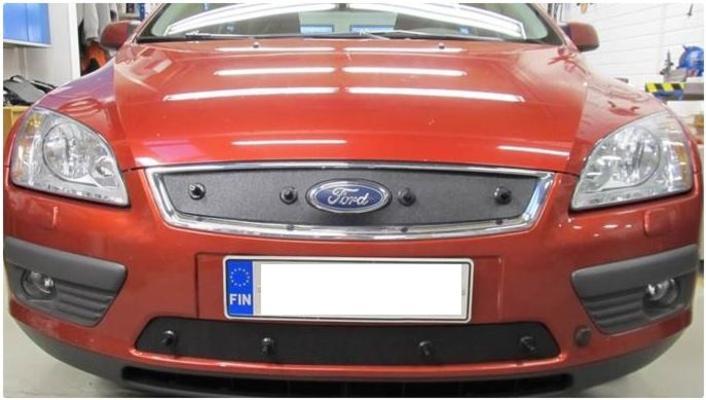 Maskisuoja Ford Focus vm. 2005-2007 (ei ST/RS), Tammer-Suoja - Maskisuoja Ford Focus (ei ST/RS)