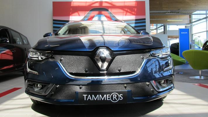 Maskisuoja Renault Talisman (2016->), Tammer-Suoja - Maskisuoja Renault Talisman