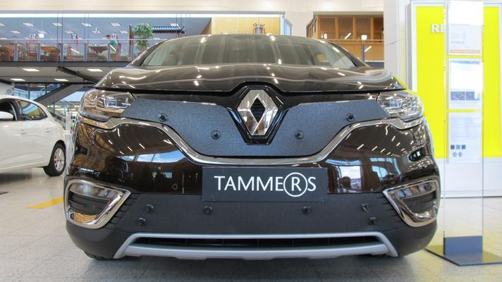 Maskisuoja Renault Espace (2016->), Tammer-Suoja - Maskisuoja Renault Espace
