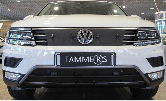 "Maskisuoja Volkswagen Tiquan ""Offroad"" (2016->), Tammer-Suoja - Maskisuoja Volkswagen Tiquan Offroad"