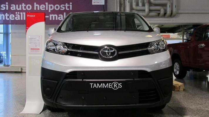 Maskisuoja Toyota Proace (8/2016 ->), Tammer-Suoja - Maskisuoja Toyota Proace