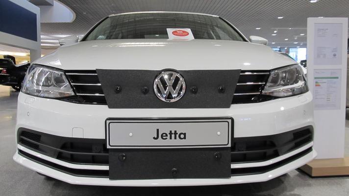 Maskisuoja Volkswagen Jetta (2016->), Tammer-Suoja - Maskisuoja Volkswagen Jetta