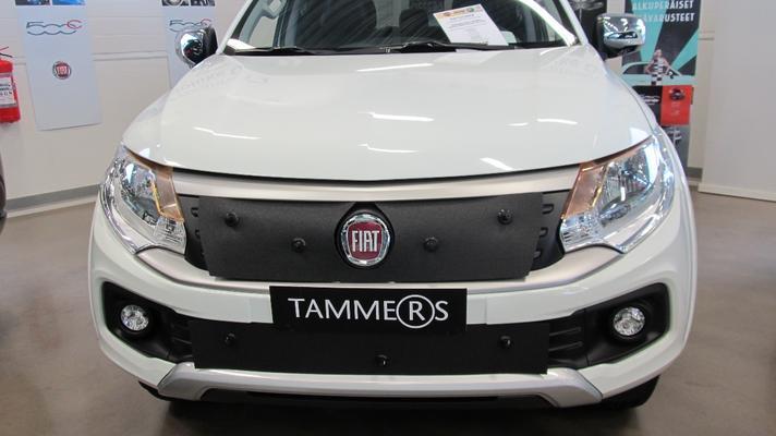 Maskisuoja Fiat Fullback (2016->), Tammer-Suoja - Maskisuoja Fiat Fullback