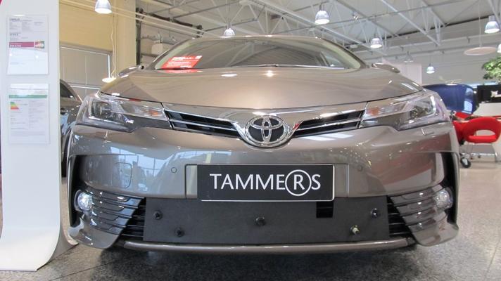 Maskisuoja Toyota Corolla (9/2016->), Tammer-Suoja - Maskisuoja Toyota Corolla